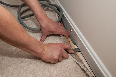 How to Remove Carpets